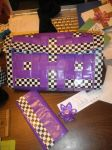 Duct Tape Purse and Billfold by Ayjah