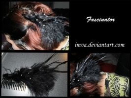 My Fascinator by Imva