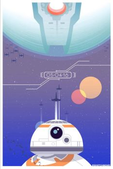 May the Fourth BB8 with You by sketchboy01