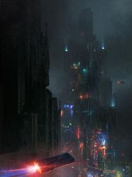 Dark City by Jacob-Duncan