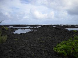 Tide Pools 1 by eliatra-stock