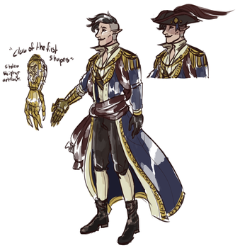ok i gave him a redesign by nyarfs