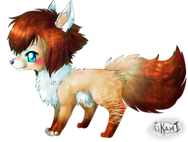 Collab: Sophie by snowflake95