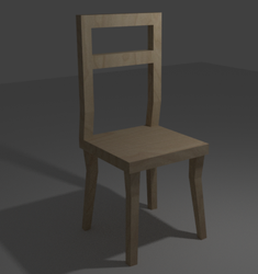 Chair by MediumiX
