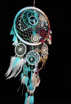 Colorful dreamcatcher | dream catcher |Traumfanger by DreamerMirano
