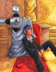 Wolfwood by taintedsilence
