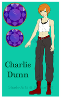 [Stardust] Charlie Dunn by Shade-Arts