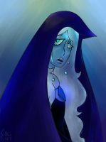 Blue Diamond by BlueSilkie