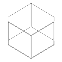 3D Cube Illusion by Erratic-Fox