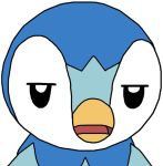 Piplup Is Not Amused!!! by GEORDINHO