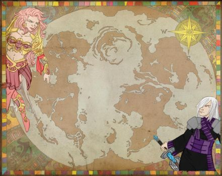Evalas Map by Fanglicious