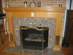 Fireplace by markopolio-stock
