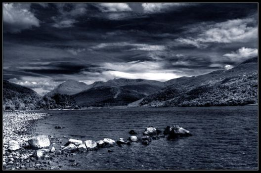 Ennerdale Water by davidbridges