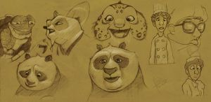 DVD sketches 01 by TheNass