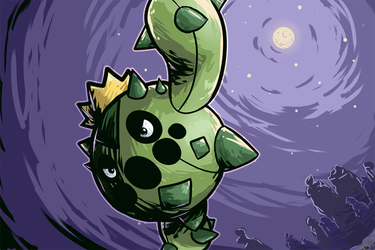 Cacnea! by nintendo-jr