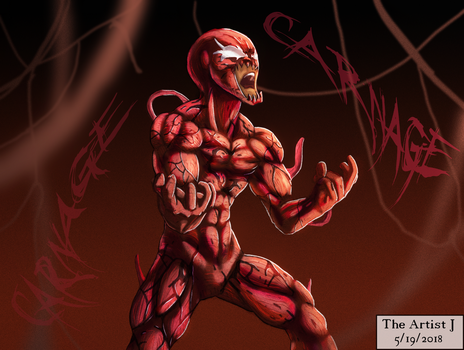 CaRnAgE by TheArtistJ
