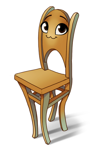 Chair ID by Leda456