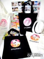 8 DAYS TO GO! Samples of the bags by XingtongLu