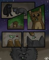 Power of Five: Chapter One- Page 1 by TheFallenWhisper