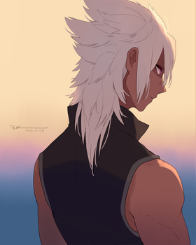 Young Xehenort by hakei