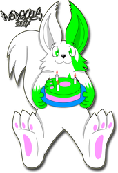 Birthday Cake by Marquis2007