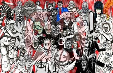 Horror Movie Tribute by Dr-Twistid