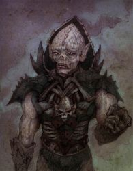 Hordak by Pintoro