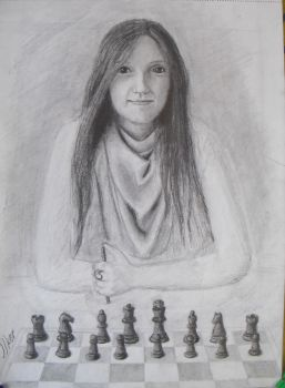 Chess player by ilkerozer