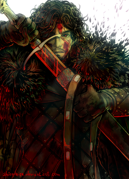 Game of thrones. Blood and war. by ShionMion