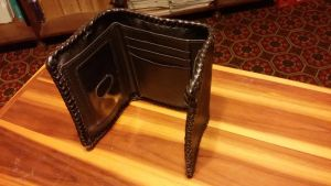 Deluxe Trifold Wallet by Refiner