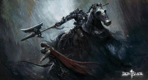 The Knight - Iron Blade - Gameloft by Eyardt