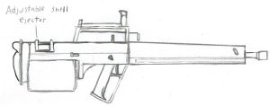 Rifle by Imperator-Zor
