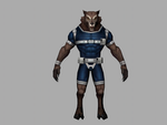 Warwolf (MarvelFF) 3DModel by Pitermaksimoff