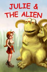 Julie and the Alien by jewels76