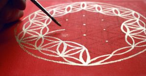 flower of life by alkhor