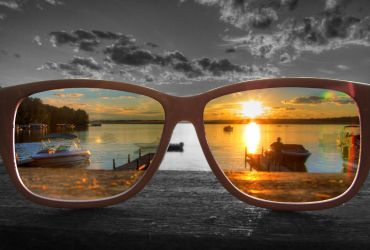 Rose Colored Glasses 2 by HolyCowAnArtist