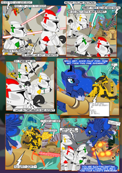 The Pone Wars 6.8: Debugging by ChrisTheS