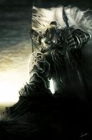 Knight of the undead orc army by Haco1