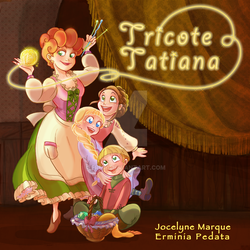 Tricote, Tatiana -cover- by Ermy