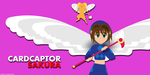 Cardcaptor Sakura and Kero by WolfTron