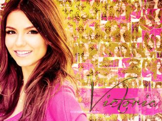 +Victoria Wallpaper by DiaaniThaawEditions