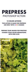 Prepress Photoshop Action by vril1