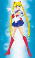 Sailor Moon - In the name of the moon... by AlbertoSanCami
