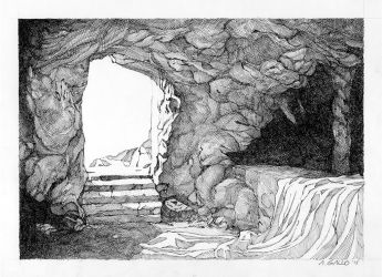 Empty Tomb by Alan-Gallo