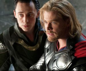 Common Threat I [Loki x Sister!Reader x Thor] by BlackFang-124 on