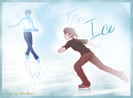 On Thin Ice - Klance by 6stringRaven