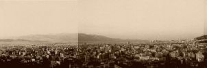 Panoramic Athens by TheSkyEtc