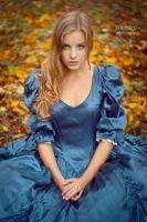 forest queen by Juelej
