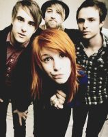 paramore by abbygail14