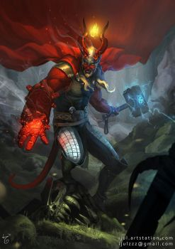 HellThor by ijul